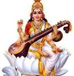 Goddess Saraswati Maa Photo